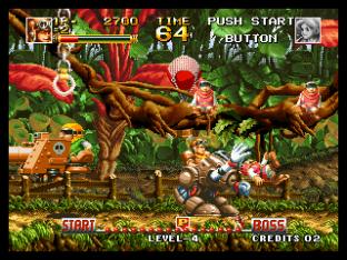 Top Hunter Neo Geo 034