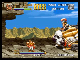 Top Hunter Neo Geo 042