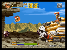 Top Hunter Neo Geo 043