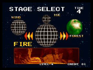 Top Hunter Neo Geo 045