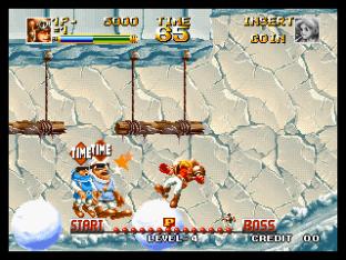 Top Hunter Neo Geo 053