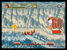 Top Hunter Neo Geo 055