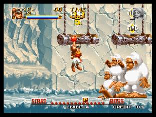 Top Hunter Neo Geo 056