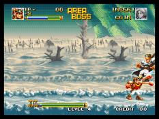 Top Hunter Neo Geo 065