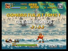Top Hunter Neo Geo 066
