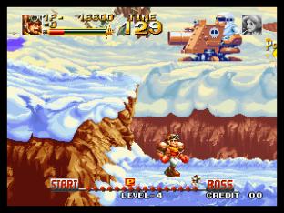Top Hunter Neo Geo 075