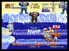 Top Hunter Neo Geo 077
