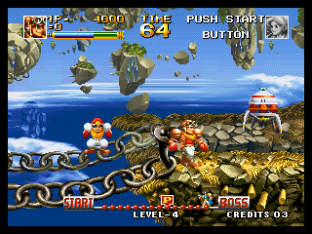 Top Hunter Neo Geo 097