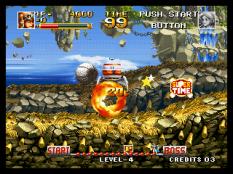Top Hunter Neo Geo 098