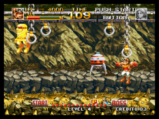 Top Hunter Neo Geo 099
