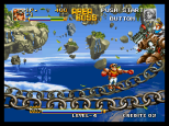 Top Hunter Neo Geo 102