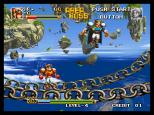Top Hunter Neo Geo 104