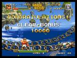 Top Hunter Neo Geo 105