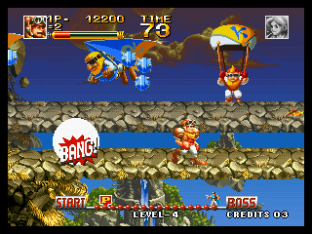Top Hunter Neo Geo 108