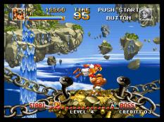 Top Hunter Neo Geo 109