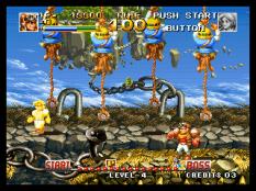 Top Hunter Neo Geo 110