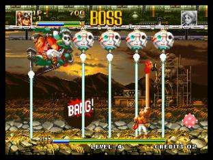 Top Hunter Neo Geo 119