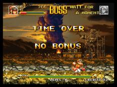 Top Hunter Neo Geo 120