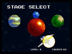 Top Hunter Neo Geo 121