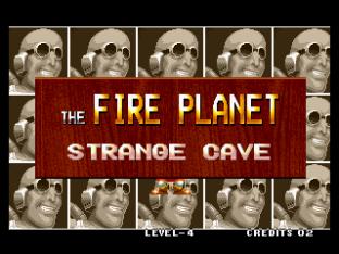 Top Hunter Neo Geo 122