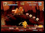 Top Hunter Neo Geo 125