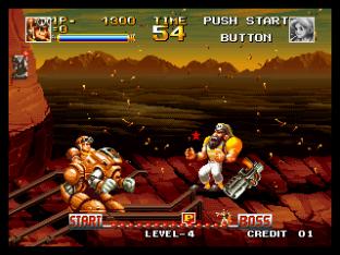 Top Hunter Neo Geo 130