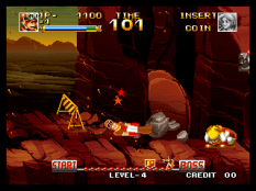 Top Hunter Neo Geo 131