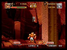 Top Hunter Neo Geo 132