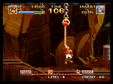 Top Hunter Neo Geo 142