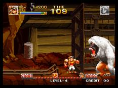 Top Hunter Neo Geo 143