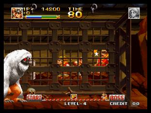 Top Hunter Neo Geo 144