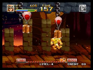 Top Hunter Neo Geo 152