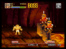 Top Hunter Neo Geo 153