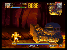 Top Hunter Neo Geo 154