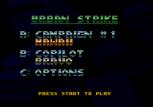 Urban Strike Megadrive 002