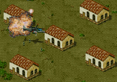 Urban Strike Megadrive 076