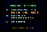 Urban Strike Megadrive 115