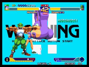 Waku Waku 7 Neo Geo 020