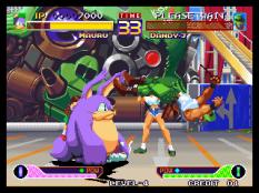 Waku Waku 7 Neo Geo 022