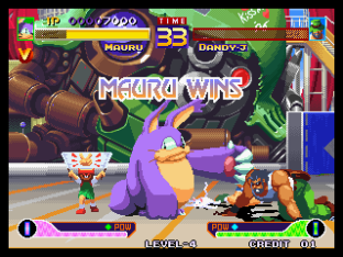 Waku Waku 7 Neo Geo 023