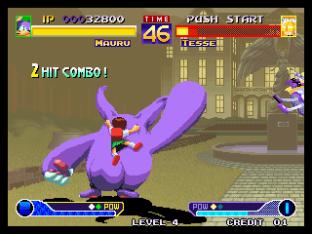 Waku Waku 7 Neo Geo 031