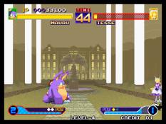 Waku Waku 7 Neo Geo 032