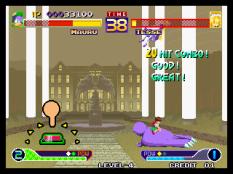 Waku Waku 7 Neo Geo 033