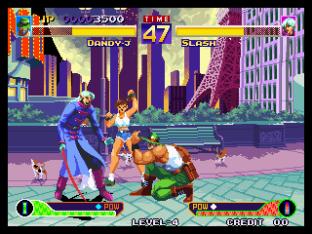 Waku Waku 7 Neo Geo 053