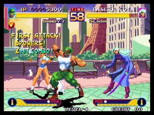 Waku Waku 7 Neo Geo 056