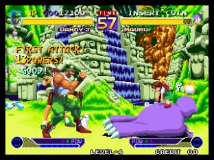 Waku Waku 7 Neo Geo 067