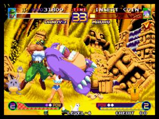 Waku Waku 7 Neo Geo 075