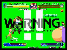 Waku Waku 7 Neo Geo 077