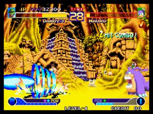 Waku Waku 7 Neo Geo 078