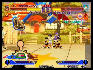 Waku Waku 7 Neo Geo 097